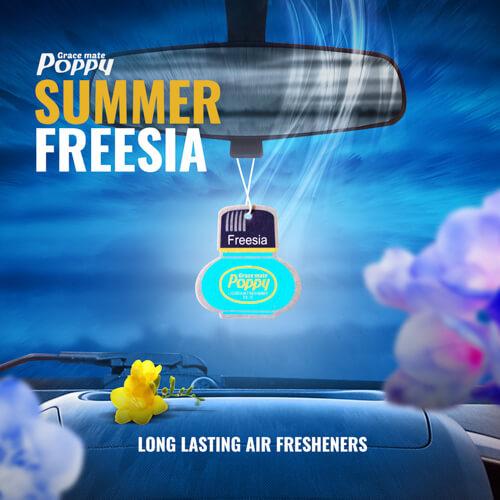 Poppy Hanger Summer Freesia