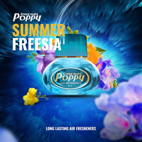 Poppy Grace Mate Summer Freesia